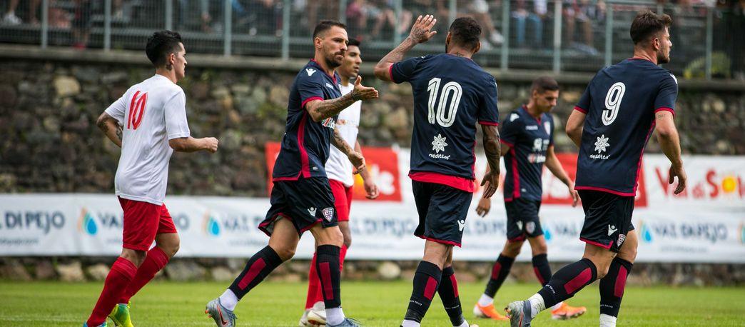 Cagliari-Real Vicenza 5-0 -Cagliari Calcio