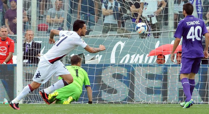 La Fiorentina batte di misura il Cagliari: decide Vlahovic nella ripresa