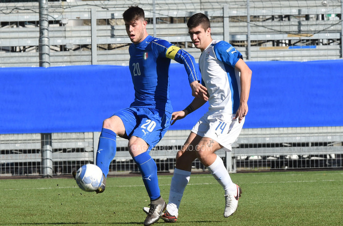 Cerri e Barreca in Under 21