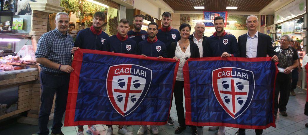 Il Cagliari va al mercato -Cagliari Calcio