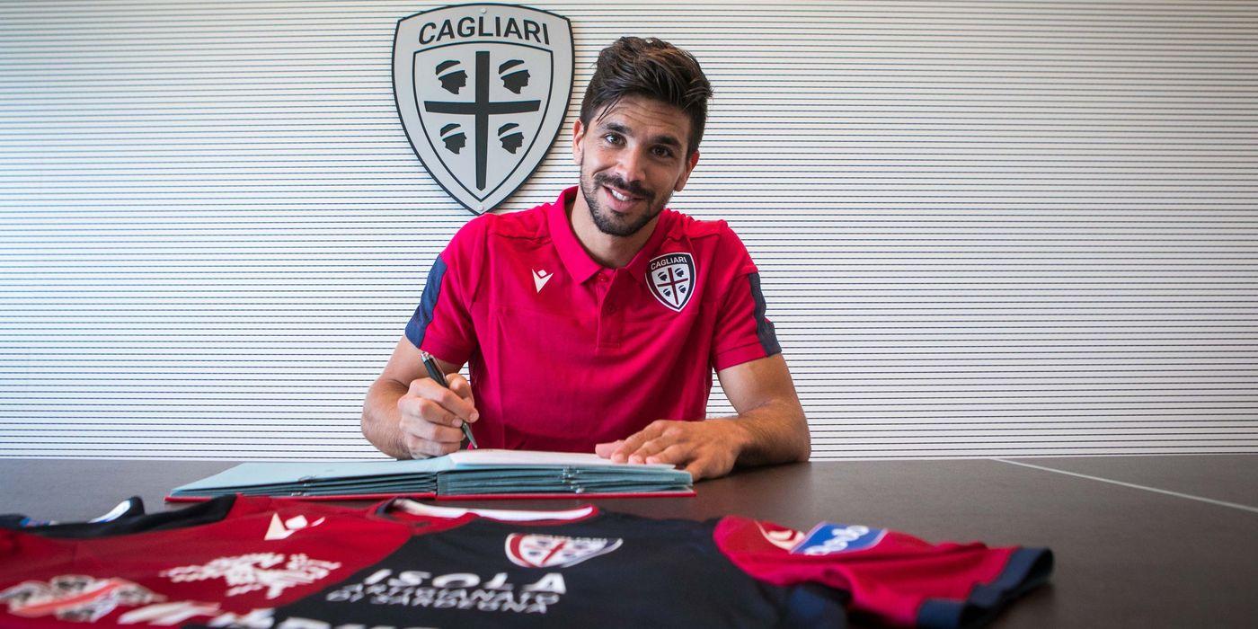 Simeone è del Cagliari! -Cagliari Calcio