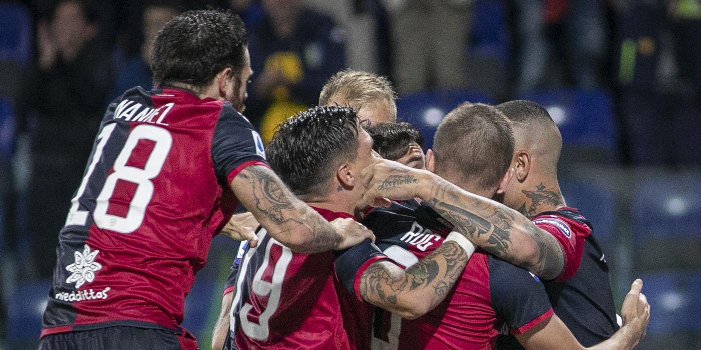 Il Cagliari vola -Cagliari Calcio