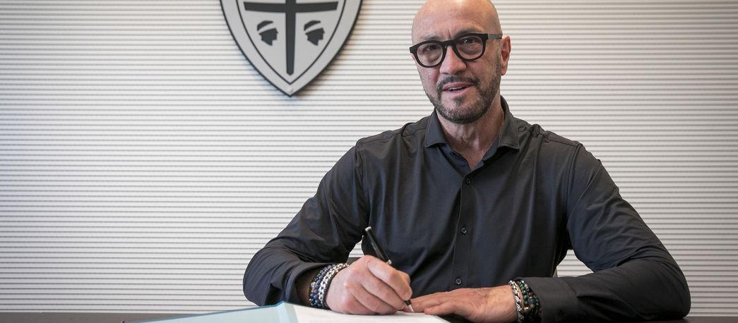 Walter Zenga nuovo allenatore del Cagliari