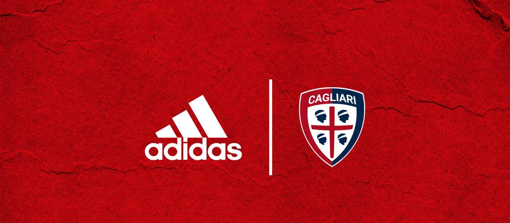 Adidas Partner Tecnico Del Cagliari Calcio Cagliari Calcio