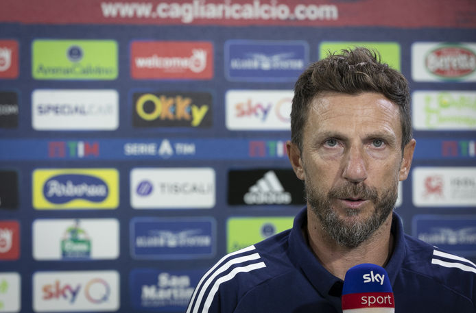 "Di Francesco: ""Ottima intensità"""
