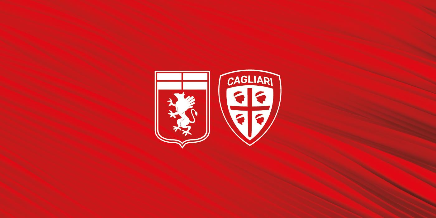 Genoa-Cagliari, numeri e curiosità -Cagliari Calcio