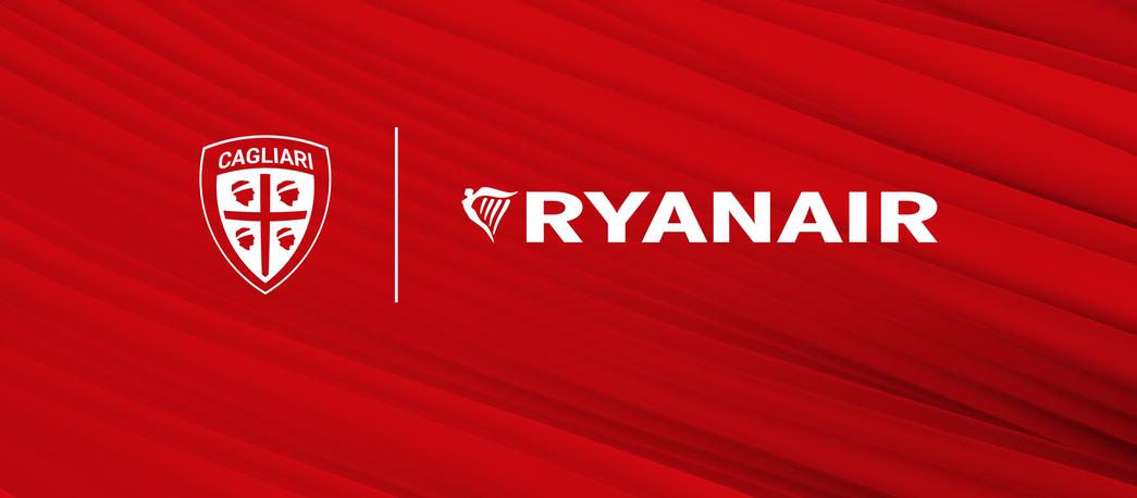 Il Cagliari vola con Ryanair
