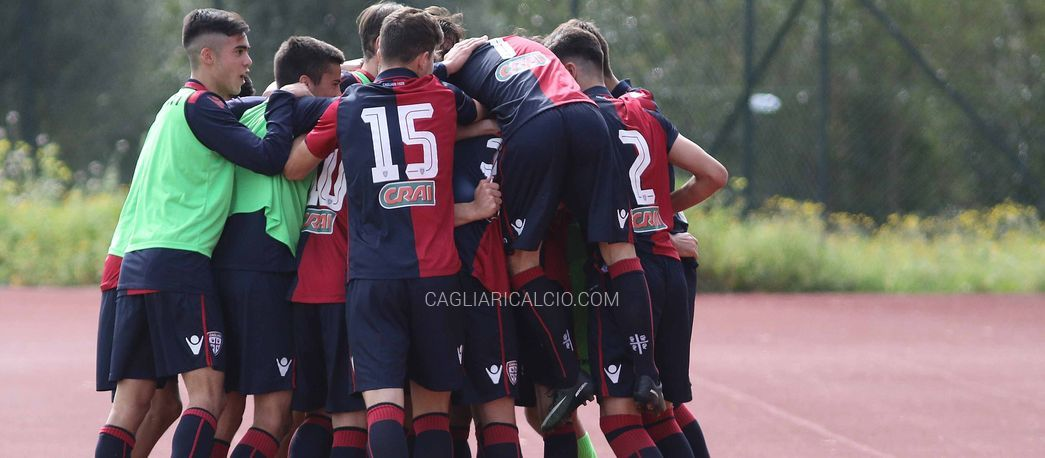 Gli Under 17 vincono la Coppa Fair Play
