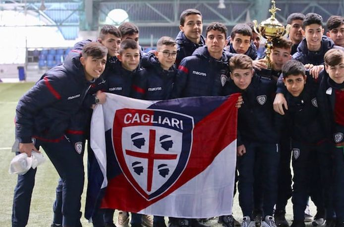 Under 14 terza alla Minsk Cup